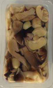 Funghi Misti In Aceto – 250 G.